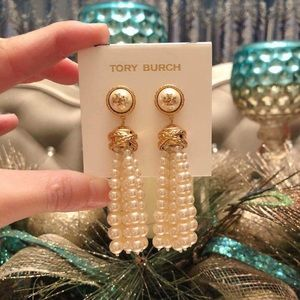 New Tory Burch earrings (new in stock)